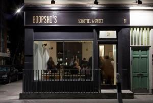 Outside Boopshi's