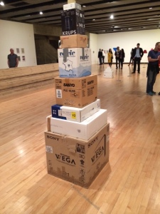 Martin Creed Boxes