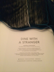 Dine with a Stranger