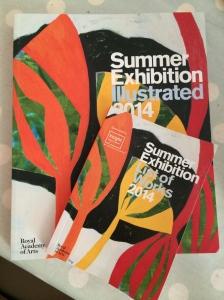 Summer Exhibition Pricing Book