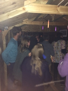 Rave Shed