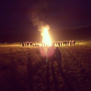 Stirling Bonfire