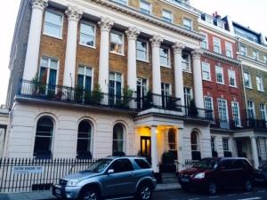 Eaton Square Houses