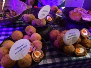 FEAST festival Scotch Eggs