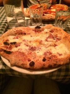 Carbonara Pizza Pilgrims