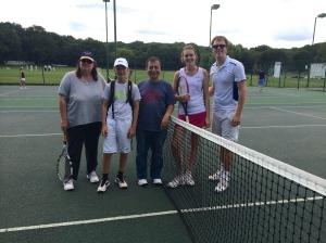 Highgate Tennis Finals