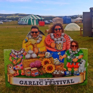 Garlic Festival - Isle of Wight