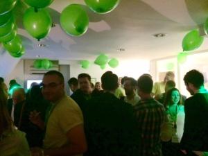 Sideways6 Launch Party