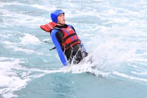 Lee Valley Water Rafting