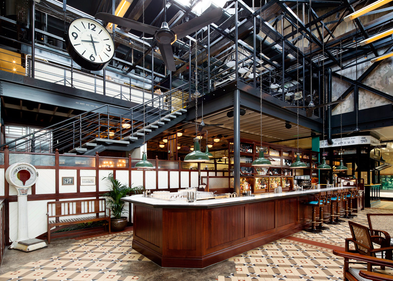 Dishoom kings cross worth the wait landon life - British interior design style pragmatism comes first ...