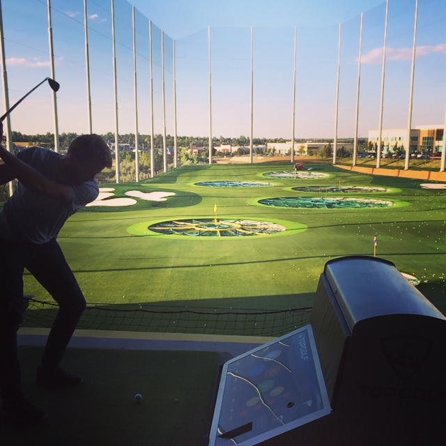 Top Golf, Centennial