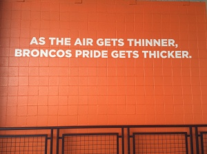 Broncos, Denver