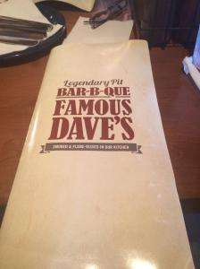 Famous Dave's, Denver