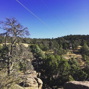 Royal Gorge Zip Line, Denver