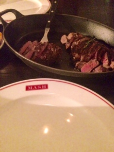 Mash, Steakhouse